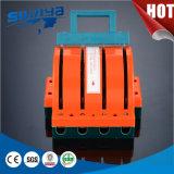 주황색 색깔 4p160A 플라스틱 변경 칼꼴 개폐기
