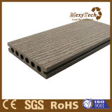Low MOQ Wood Plastic Composite WPC Decking