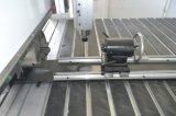Máquina del ranurador del CNC del Ce 1200*1200m m para hacer publicidad con el vector del vacío