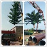 Stahlgefäß-Palme-drahtloser Telekommunikations-Aufsatz