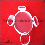 Effacer le disque de verre de quartz de diamètre 90mm
