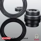 Двойной кромкой металлический корпус масляного уплотнения резиновые высокого качества