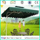 Tessuto rivestito dell'ombrello del poliestere 300d Sun dell'unità di elaborazione per esterno