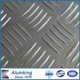 Алюминиевая Chequered плита для украшения