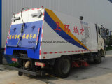 4X2 de Vrachtwagen van de Straatveger FAW de Was van de Straat van 8 M3 en Schone Vrachtwagen
