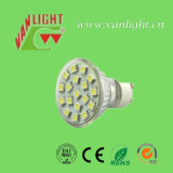 LEIDENE van uitstekende kwaliteit van de Schijnwerper 3W Lamp met Ce en RoHS