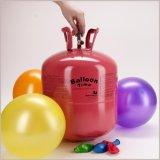 22.3L'hélium jetable de basse pression réservoir avec 99,99 % de l'Hélium