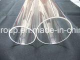 Câmara de ar de vidro de quartzo da pureza elevada