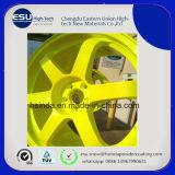 Светящее желтое Ral 1026 одного покрытия порошка Fluorescents пальто