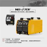 Schweißer bearbeitet kleines elektrisches Argon MIG200 oder MIG250 CO2bewegliches MIG-Schweißer-Inverter-Schweißen maschinell