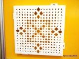 외부 벽 클래딩에 사용되는 4mm 고체 알루미늄 장