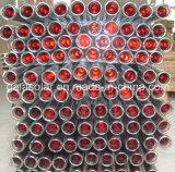 Berufsfabrik, Abgassammler-Solarwärme-Rohr produzierend