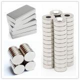 Fabrik kundenspezifischer seltene Masse NdFeB Magnet