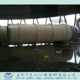Camino di FRP per assorbimento di gas corrosivo
