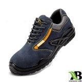 Wekte Schoenen van de Veiligheid van de Schoenen van Midsole van het Staal van de Teen van het Staal van Schoenen de Beschermende