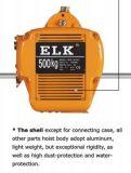 Elk 2tonne palan électrique à chaîne avec embrayage à friction