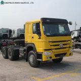 索引車10の荷車引き6X4 Sinotruk HOWOのトラクターヘッドトラック