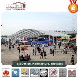 40m Raum-Überspannungs-Bogen-Form-Zelt Hall für Messeen-Handelsmesse
