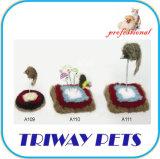 Jouet facile de chat de souris de peluche de difficulté (A109-A111)