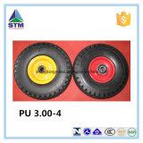 고품질 PU 고체 바퀴