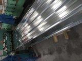 1050/1060/3003/5052/6061 ألومنيوم يغضّن لوحة لأنّ سقف