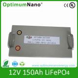 12V Pak van de Batterij van het 150ahLithium het Ionen