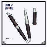 Hoge Van het Bedrijfs metaal van het Embleem van de Rol van de Luxe van het Eind Pen Aangepaste Pen
