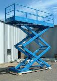 Hydraulische automatisiert Scissor Auto-Aufzug-Garage-Gerät