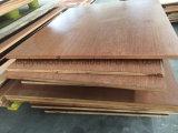 Contre-plaqué de contre-plaqué/feuille marins de contre-plaqué stratifiés par film lustré élevé pour le coffrage