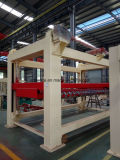 Новые технологии Китая перенасыщение автоклавируйте бетонное AAC блок машины для настенных панелей