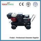 5kVAガソリン携帯用溶接の空気圧縮機が付いている電気発電機のガソリン