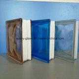 Ice тени очистить стекло Brick-Glass блока цилиндров