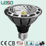 TUV Approved Dimmable Scob 2800k 12With15W LED PAR30 (LS-P718)