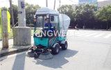 Design europeu de alta qualidade Estrada Diesel Sweeper (KW-1900R)