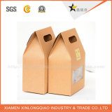 La promotion faite sur commande d'usine d'impression réutilisent le sac de papier