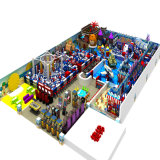 As crianças Piscina interior e parque infantil Teeterboard