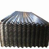 Folha de aço galvanizado de papelão ondulado para coberturas