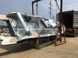 30FT Mittelkonsolen-Aluminiumfischerboote