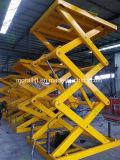 Prix bas de la Chine et levage hydraulique de plate-forme de ciseaux de qualité