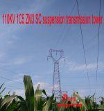 Torretta della trasmissione della sospensione dello Sc di Megatro 110kv 1c5 Zm3