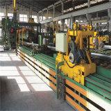 Le grain de bois en aluminium/aluminium Profil de construction