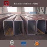 Tubo rettangolare rotolato dell'acciaio per costruzioni edili (CZ-SP20)