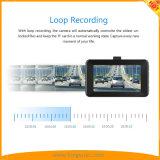 3.0Inch Dash Câmera com gravação de loop WDR a detecção de movimento