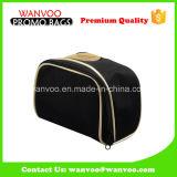 Saco transparente do cosmético de Naraya da promoção do saco da composição de PU/PVC