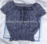 Signora Fashion Silk & Cotton Used Dress, T-Shirt e Man Big Size Sport Clothes, Jean Pants (FCD-002)