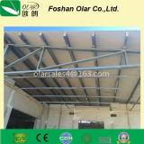 Plateau de silicate de calcium renforcé de plafond et de plafond intérieur professionnel