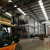 Flottation à air dissous pour les eaux usées de la machine en acier au carbone avec traitement anticorrosion