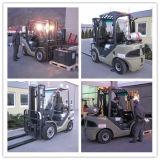 5.0 toneladas LPG e Forklift da gasolina com o Forklift do combustível do dobro do motor do GM