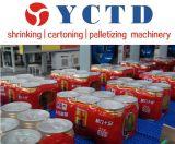 우유를 위한 자동적인 수축 감싸는 기계