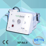 Hydro facial para la máquina de limpieza de la cara Hydraface Cuidado de la Piel